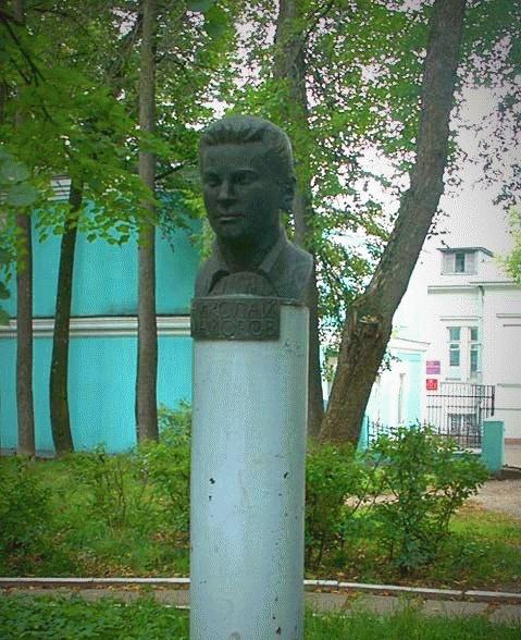 Изображения Николая Петровича Майорова