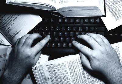 Как писать статьи: инструкция на одной страничке