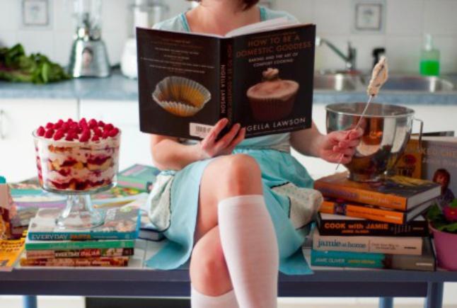 Пища для ума: американский блогер готовит блюда из любимых книг