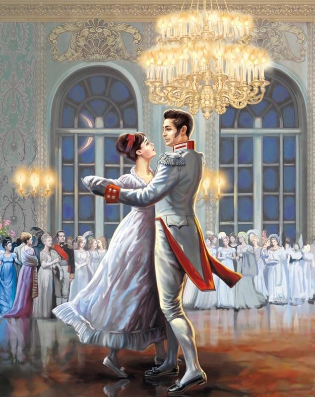Скачать песню танец лакеев
