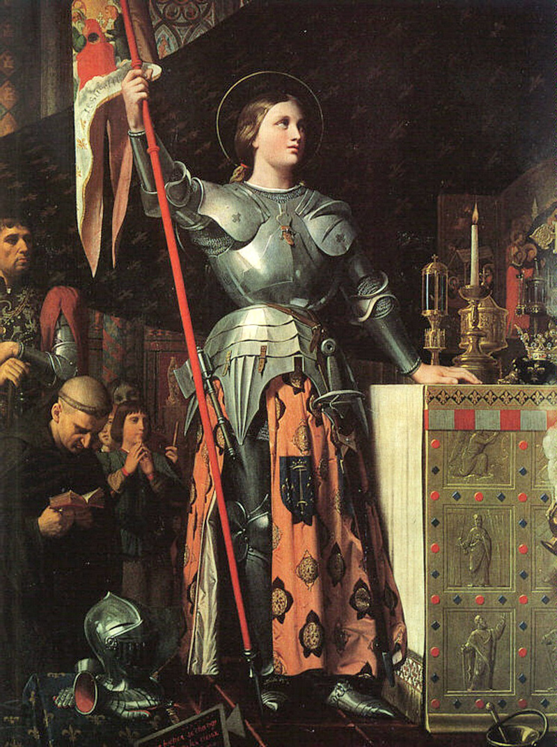Joan of arc in pictures