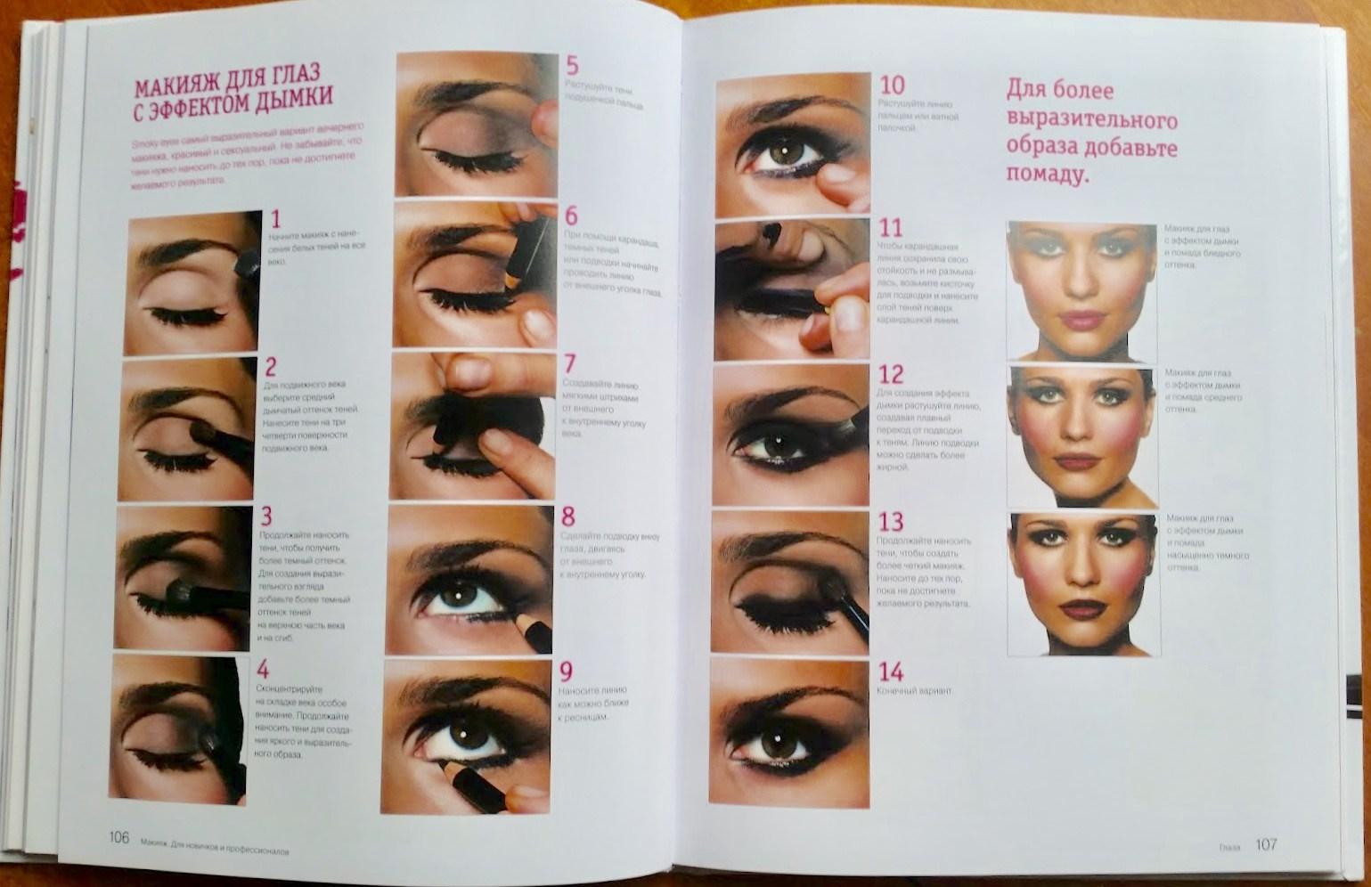 Всё о макияже для новичков