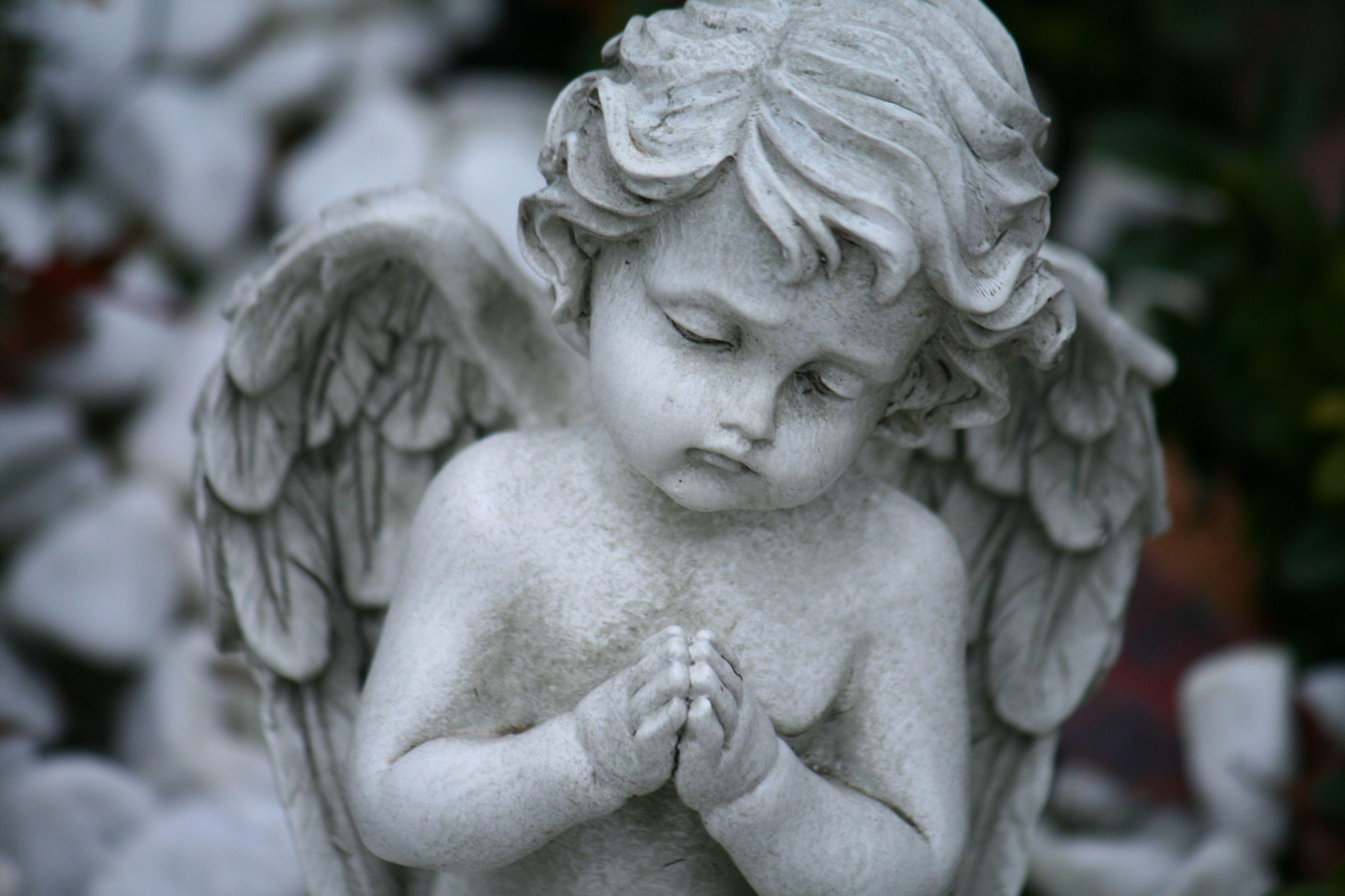 Фото ангела дети на памятник