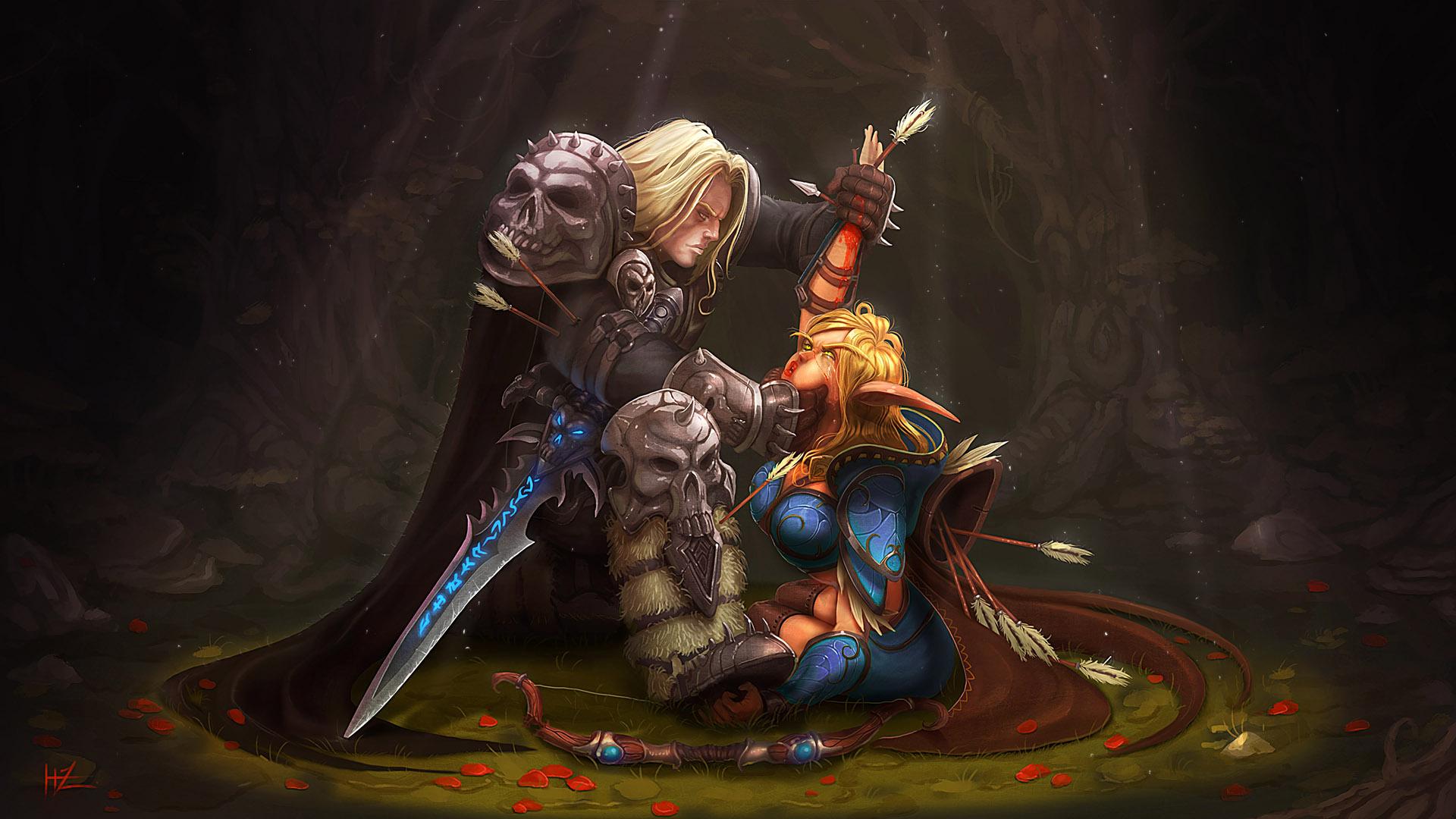 Warcraft 3 sylvanas skin erotic galleries