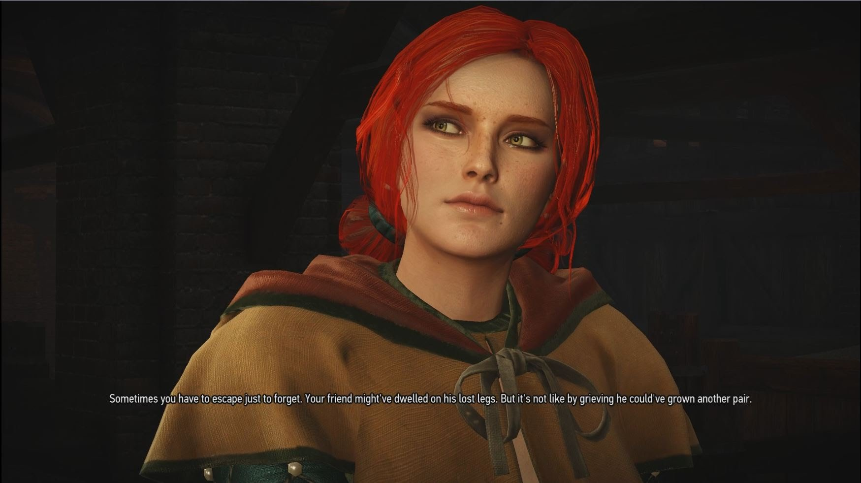 The witcher 3 triss nackt porn young angel