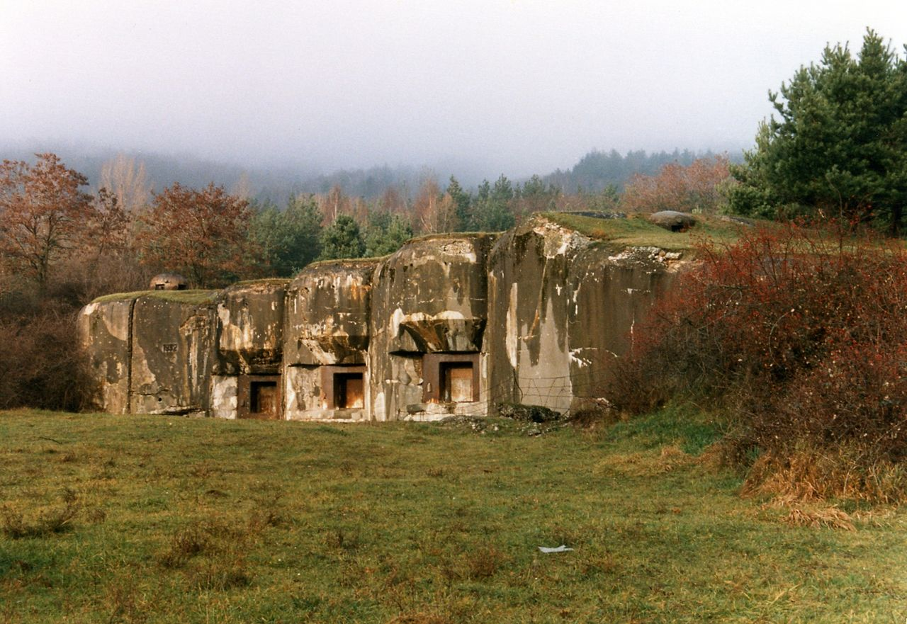 Famous World War Two Photographs - Facts, History, and Pictures Pictures of the maginot line