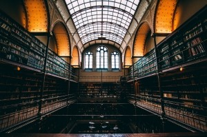 7 Mysterious Libraries in Literature