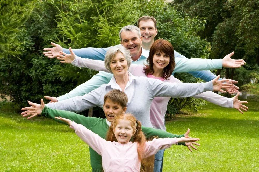Картинки семья позитив счастье