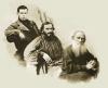Л. Н. Толстой в юности, зрелости, старости