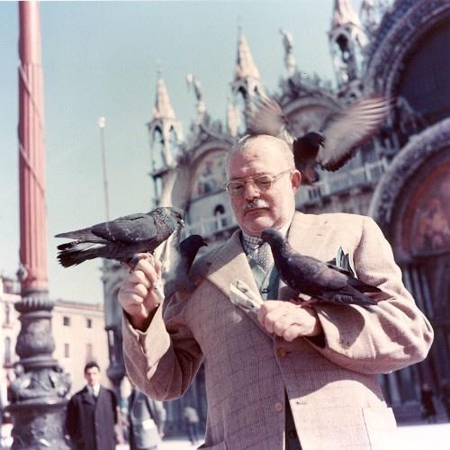In Venice, 1954