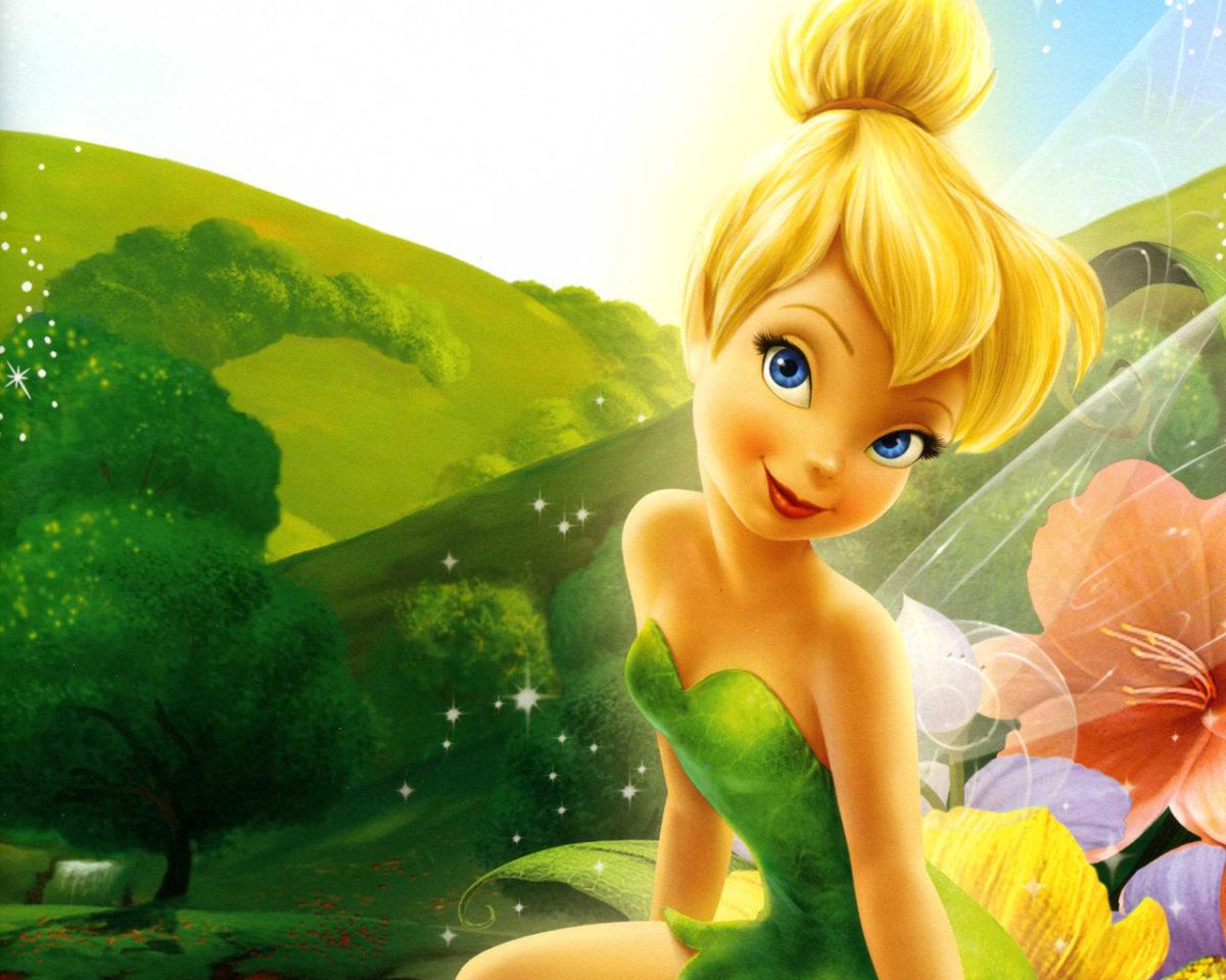 Рисунки из мультфильма феи