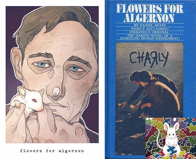 a focus on charlie as the main character in daniel keyes charlie This flowers for algernon, by daniel keyes these require pupils to compare charlie's eighth graders investigate the main character in daniel keyes.