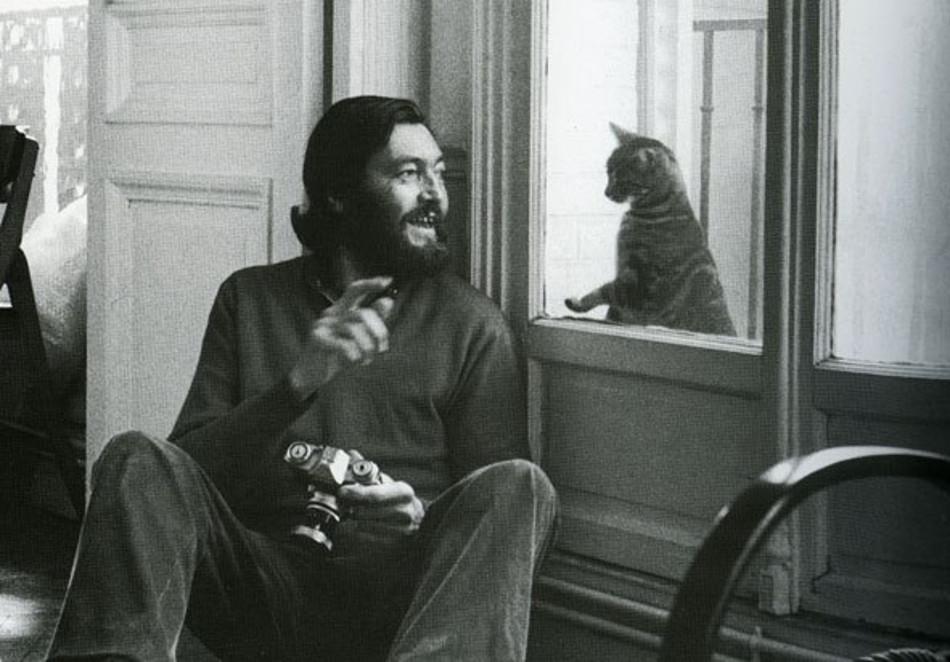 Коты знаменитых писателей
