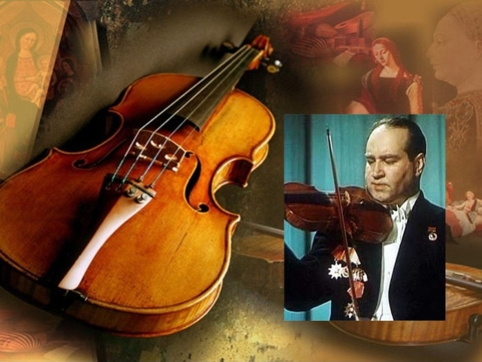 фото скрипки страдивари