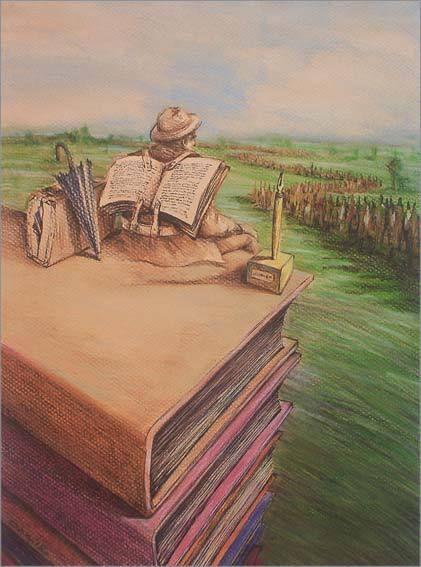 Литературный дайджест: Чем заняться книголюбу, кроме чтения, и многое другое...