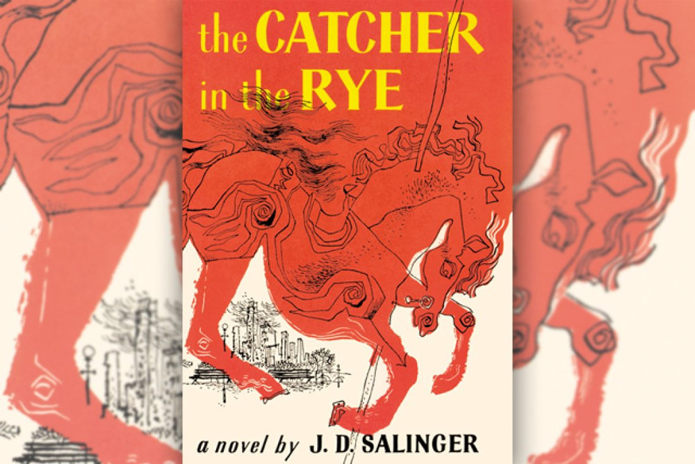 the catcher in the rye first The catcher in the rye is a 1951 novel by american author j d salingerdespite some controversial themes and language, the novel and its protagonist holden caulfield have become favorites among teen and young adult readers it is one of the most popular coming of age novels.