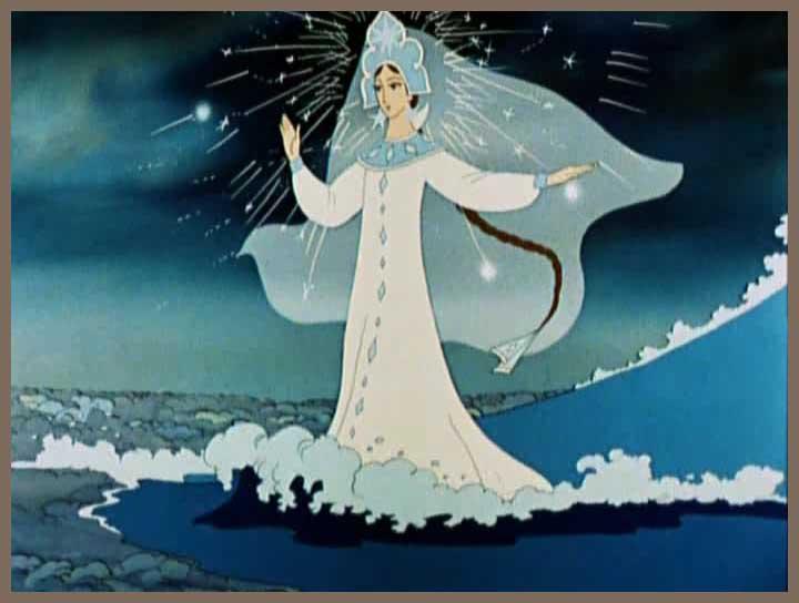 картинки из сказки о царе салтане царевна лебедь