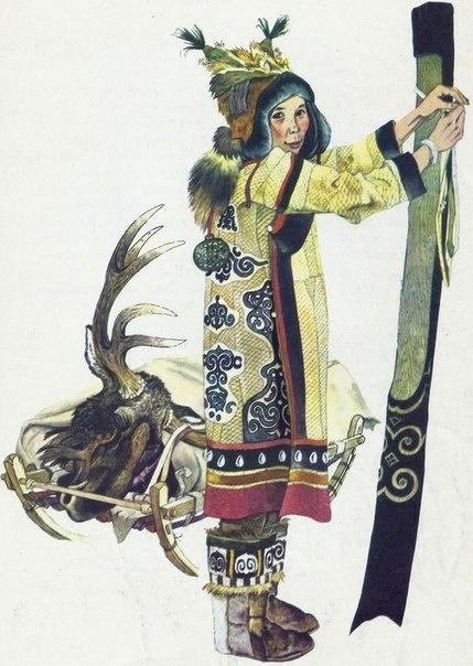итоге, ульчской народной сказке скрипучая старушка страны Россия Кировская