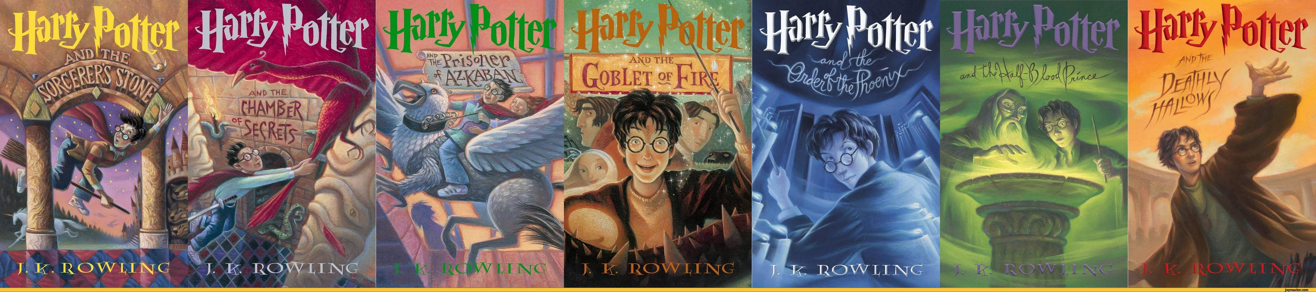 "an analysis and review of the harry potter books series Writing a music review writing poetry analysis  if you research the question about which books were the most  the ""harry potter"" series and ""the."