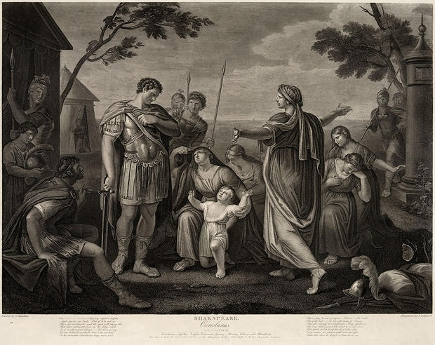 an overview of mark antonys funeral speech in julius caesar a play by william shakespeare