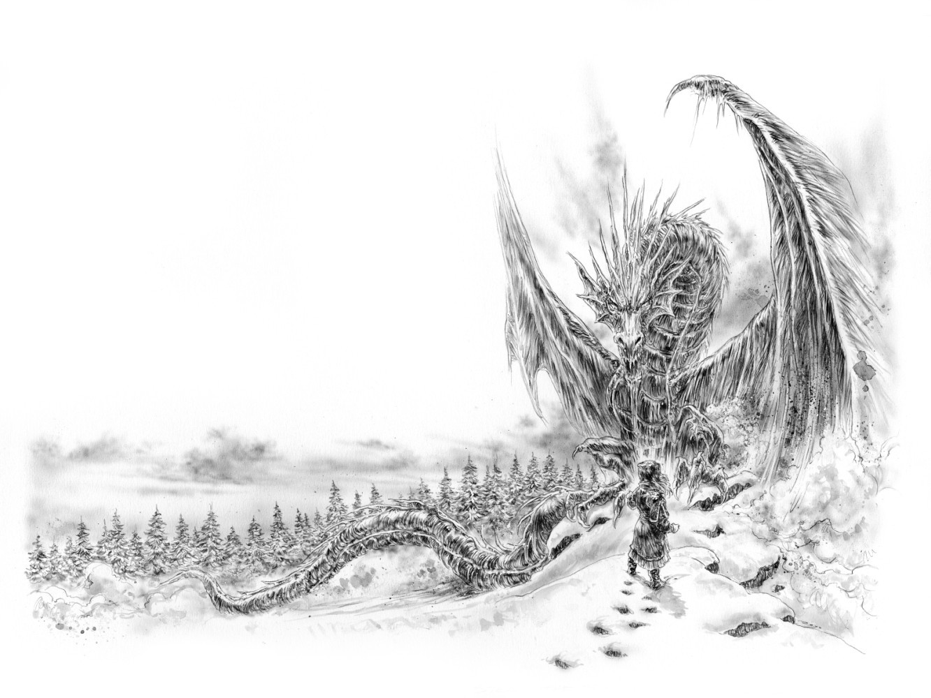 the ice dragon george rr martin