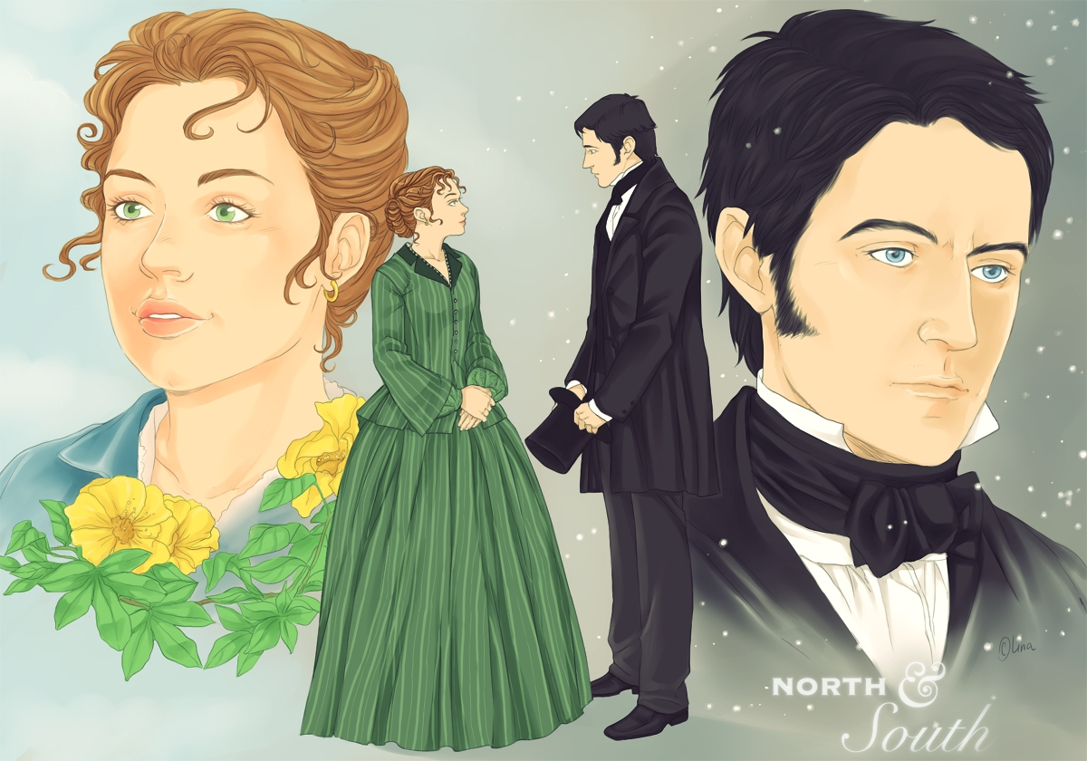 character of margaret hale in gaskells north and south Through the development of the novels female heroine margaret hale and through john thornton's perspectives of her, emily gaskell is in essence taking a stand against gender stereotypes and highlighting the underestimated value of female empowerment in victorian society.