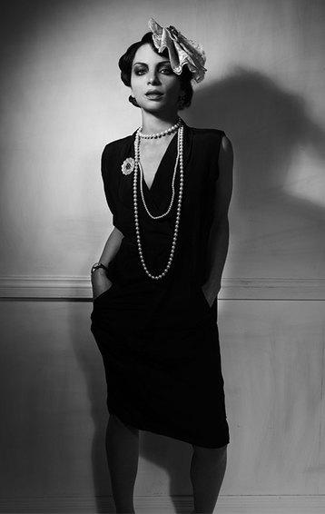 1b62c64a53f ... маленькое черное платье»  ) картинка Jewel Sam