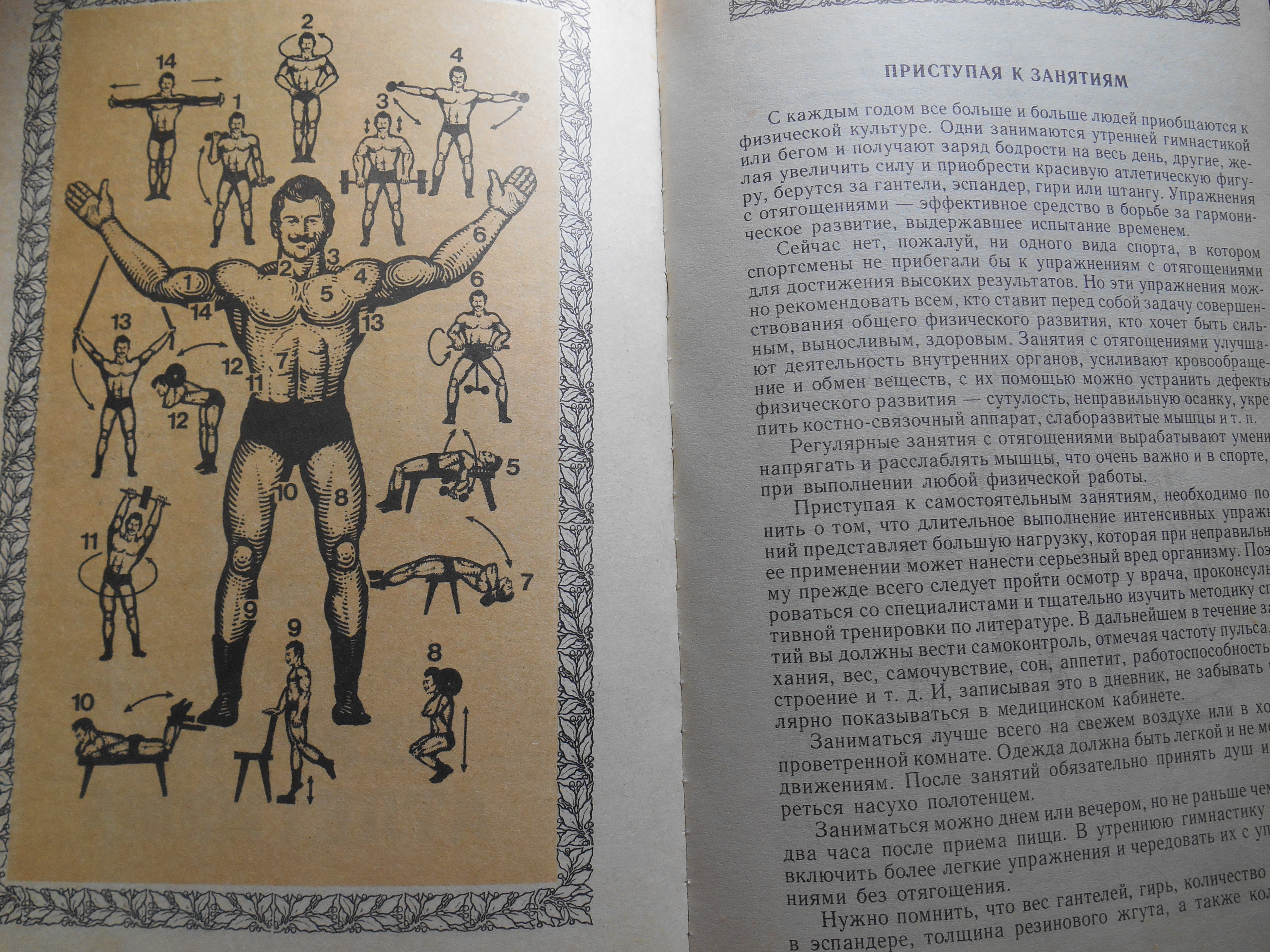 история культуризма секреты атлетизма книга скачать