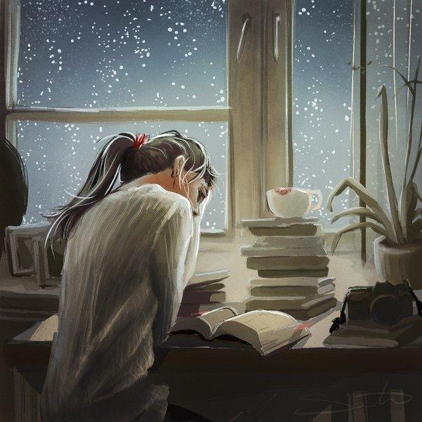картинка Lover-of-coffee-and-books