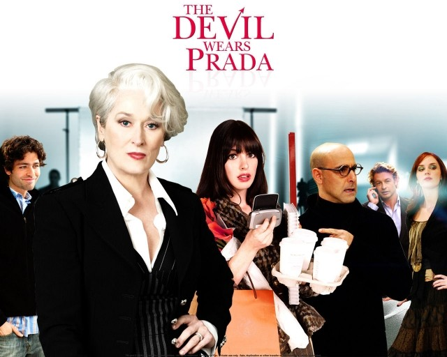 the devil wears prada movie review