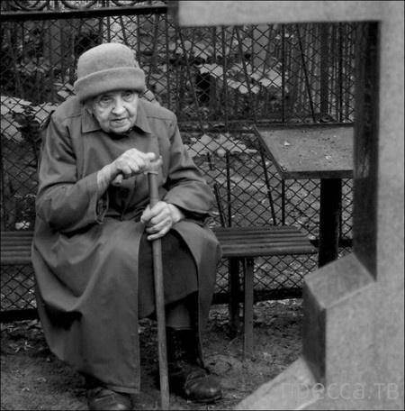 пожилая домохозяйка дала негру