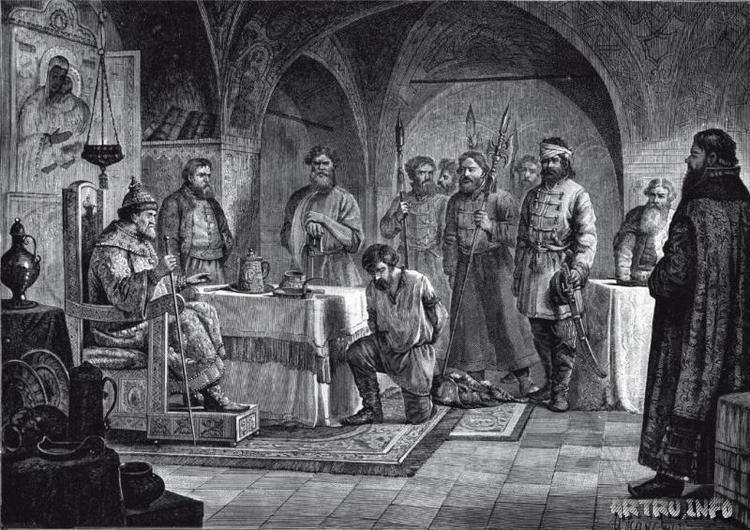 краткое содержание князь серебряный 14 глава