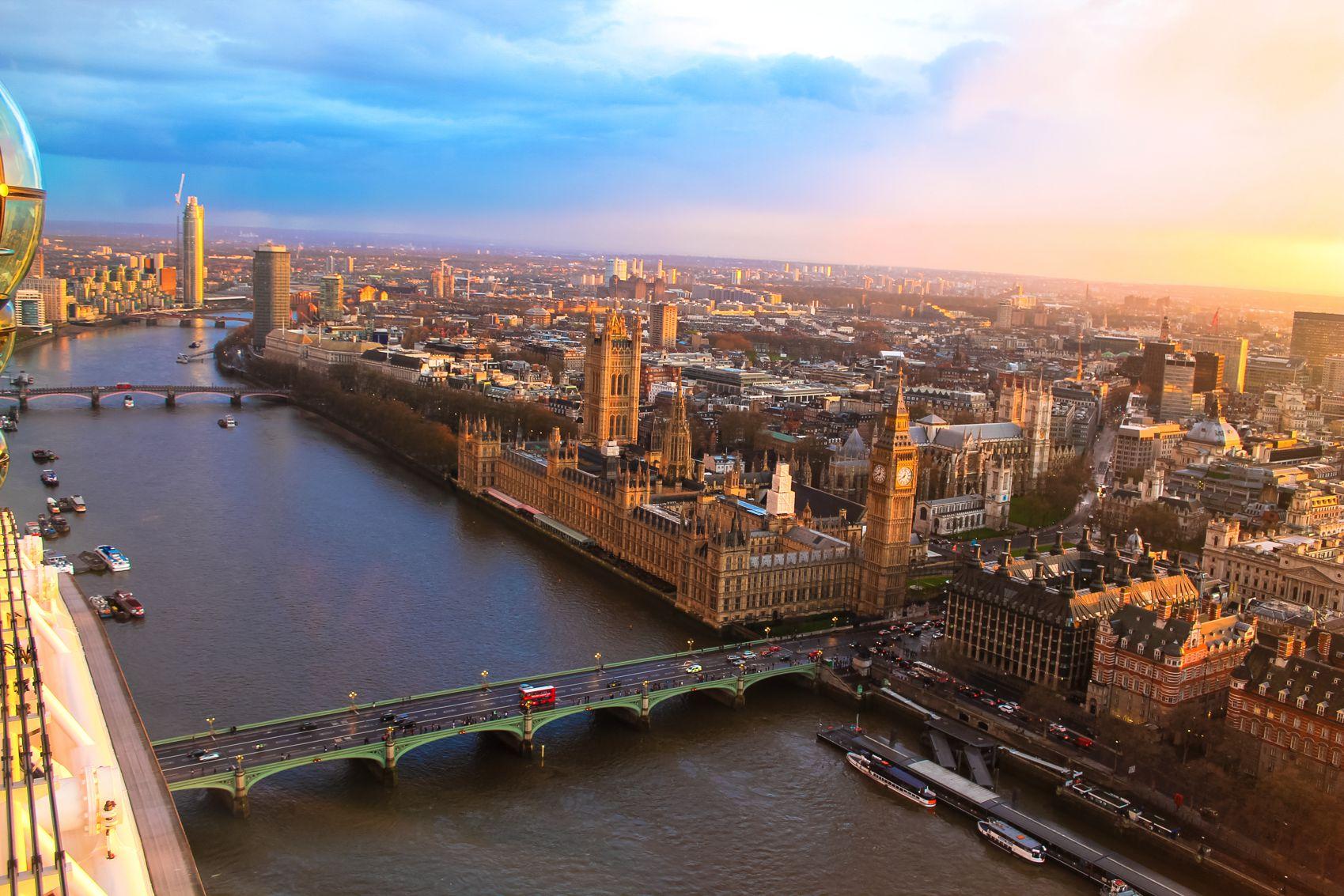 красивые фотографии лондона статья