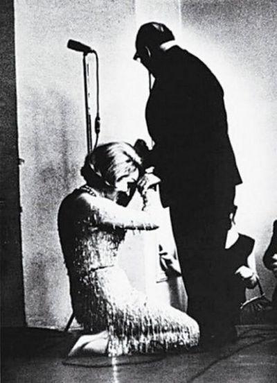 Марлен Дитрих и Паустовский