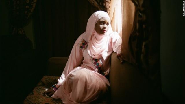 Фарида Адо, 27-летняя писательница