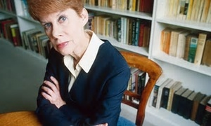 Anita Brookner won the Booker prize in 1984, with Hotel du Lac. Photograph: Times Newspapers/Rex/Shutterstock