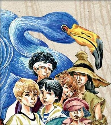 Дети синего фламинго рецензии 7670