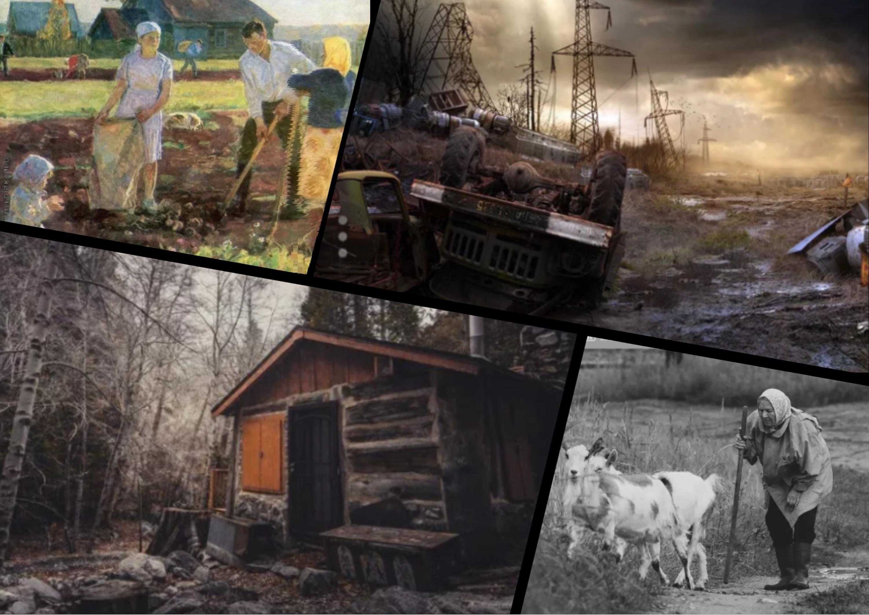 Новые робинзоны петрушевская рецензия 5223