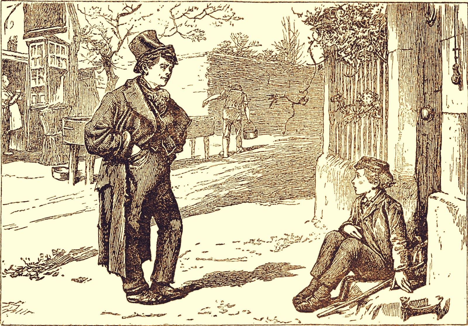 a review of the story of oliver twist Review about oliver twist by charles dickens  oliver was born in the  (time and place in the story) oliver twist is born in a workhouse in 1830s.