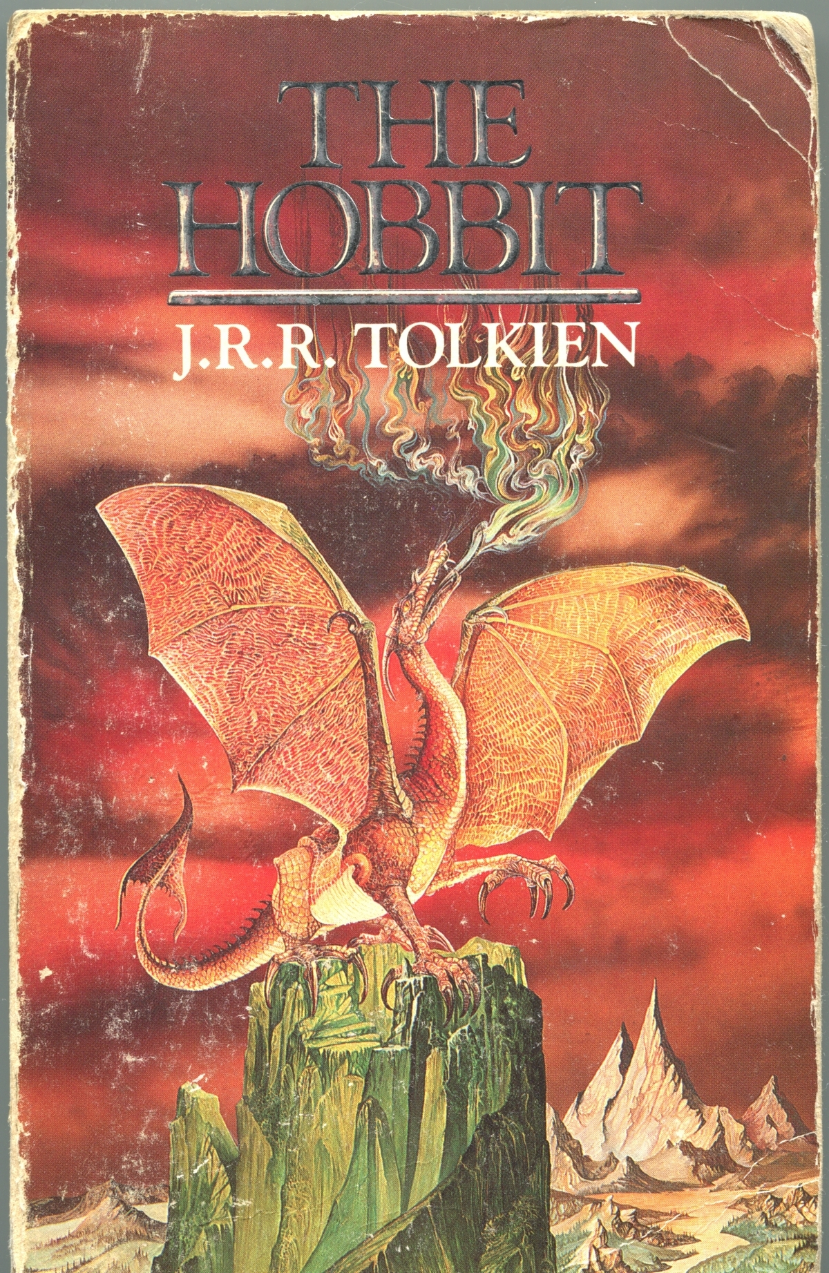 a character analysis of the characters from the hobbit by j r r tolkien