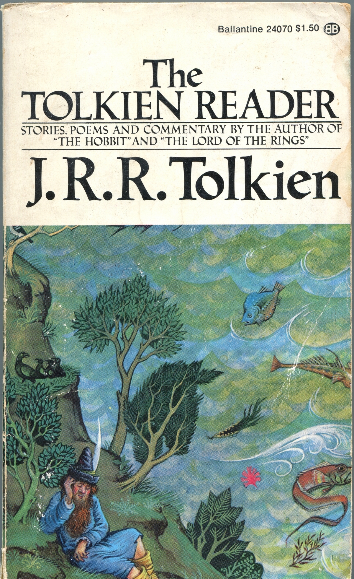 the hobbit by jrr tolkein essay