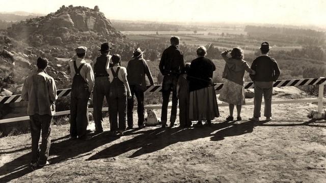 Кадр из фильма 1940 года