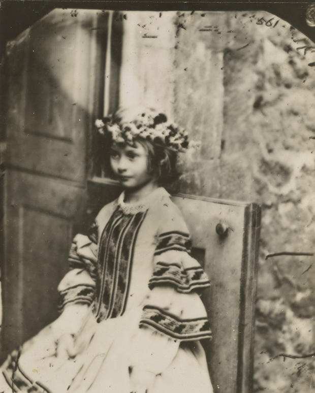 фото алиса лидделл