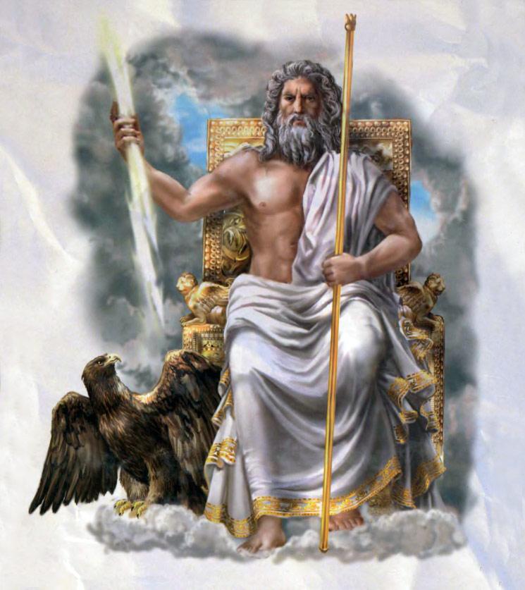 Древнегреческие боги и легенды