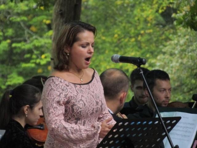 Концерт в Монрепо