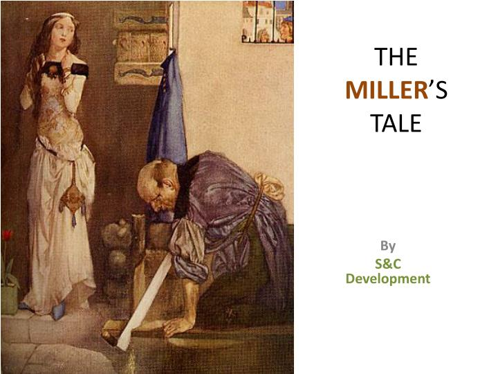 millers tale and the reeves tale essay