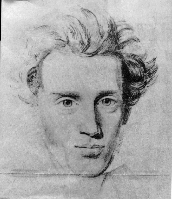 kierkegaards definition of the self and overcoming despair Kierkegaard on despair 1  the task of becoming a self despair is never-ending, and the reason for this is that to despair is a qualification of.