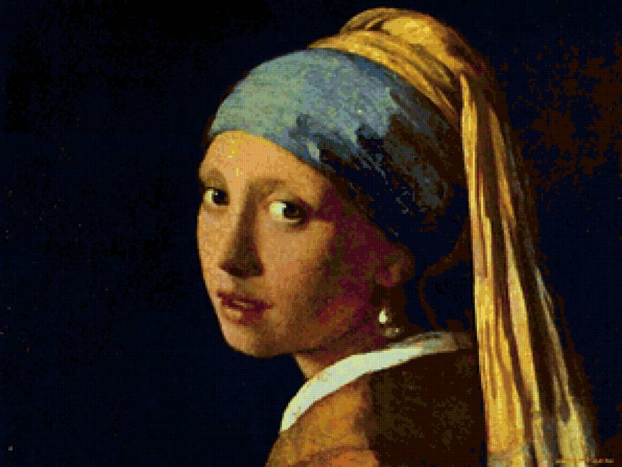 Девушка с жемчужной сережкой рецензия 7603