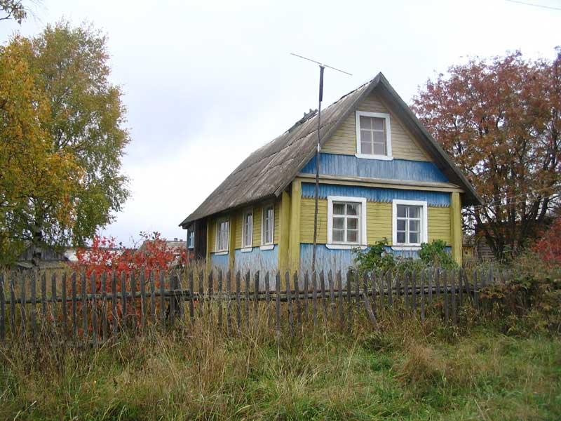 Дом В Черемушках Коршунов