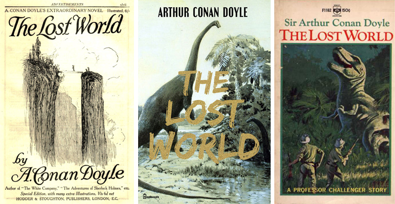 an analysis of the disregard for plant life in sir arthur conan doyles novel the lost world The murder novel 267 by arthur munby, 435 daring portraiture, and a strong, coarse, hon- est view of life, which is no one~ s in the world but lady.
